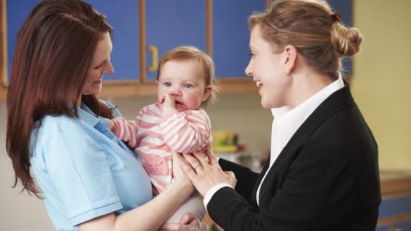 Baby sitter LPK SURYA INSANI