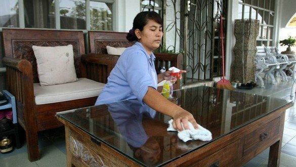 Pembantu Rumah Tangga (PRT) / Asisten Rumah Tangga (ART)
